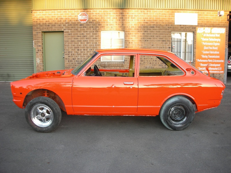 Customer Cars / Blown Injected Toyota Corolla aka ULEGAL   Photo Gallery